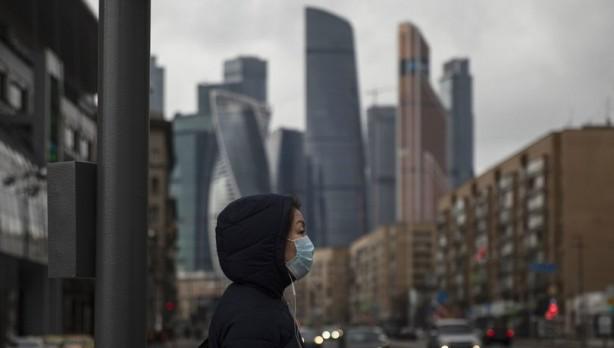 Foto - Rusya Başbakan Yardımcısı Tatyana Golikova da, mayıs ayında Rusya'da koronavirüs yüzünden ölü sayısında ciddi artış beklendiğini hatırlattı.