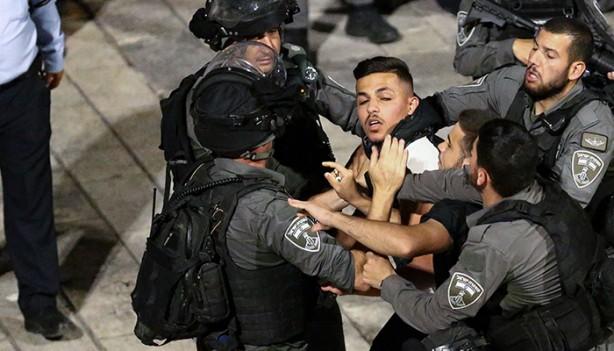 Ramazan'ın başından beri saldırıyorlar! Filistin'de zulüm var
