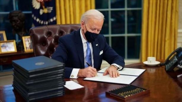 Resmen değiştiriyorlar! ABD'de Biden'dan kriz çıkaracak adım