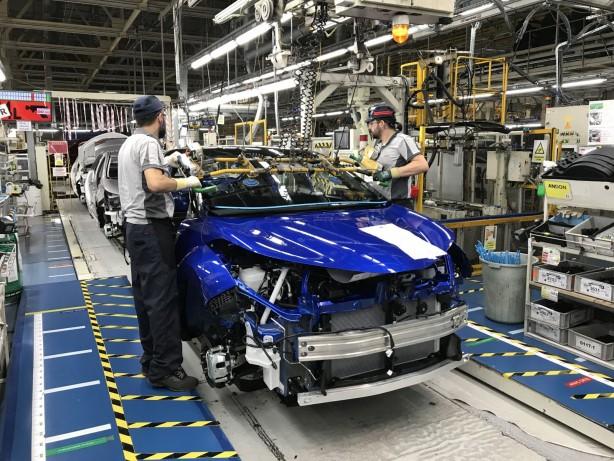 Foto - Üretime ara verilen süre boyunca Toyota Otomotiv Sanayi Türkiye, fabrikanın bakım faaliyetleri, ekipman geliştirmeleri ve gelecekteki proje hazırlıkları gibi çalışmalarını sürdürdü.