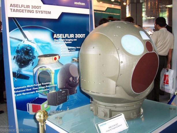 Foto - ASELFLIR-300T görüntü kalitesinde de artık CMX-15D, STAR SAFIRE-380 HD gibi flırların gerisinde kalmakta. Bu sebeple ASELSAN hem çok daha iyi görüntü alabilecek hem de çok daha hafif olacak CATS adlı flır geliştirdi.