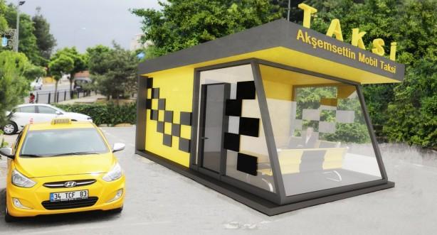 Foto - 4- Ticari taksilere aynı anda üç kişiden fazla müşteri kabul edilmeyecek.