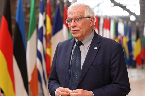 Foto - Avrupa Birliği (AB) Dış İlişkiler ve Güvenlik Politikası Yüksek Temsilcisi Josep Borrell, Afganistan'daki olaylar konusunda özeleştiri yaparak ders çıkarmaları gerektiğini, Taliban'ı tanımasalar bile ilişki kurma ihtiyacı bulunduğunu söyledi.
