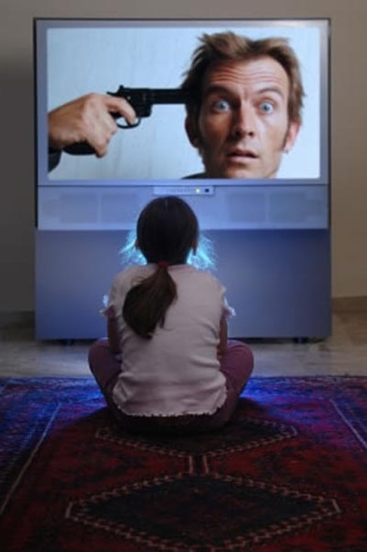 a look at the effects of violence in television and movies