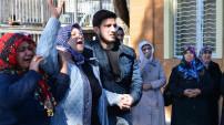 11 yaşındaki şehit Ahmet Oktay'ın cenazesi