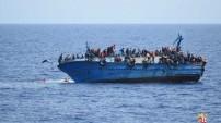 Akdeniz'de büyük facia yaşanıyordu