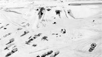 Amerika'nın buzullara gömdüğü gizli üssü