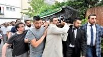 AVM saldırısında ölen Türklerin cenaze namazı kılındı