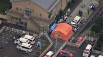 Bakımevinde engellilere bıçaklı saldırı: 19 ölü
