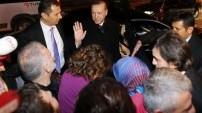 Cumhurbaşkanı Erdoğan vatandaşlarla buluştu