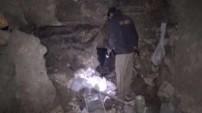 DAEŞ'in yeraltı tünelleri bulundu