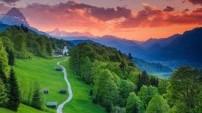 Dünyanın en şirin küçük kasabaları