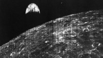 Dünyanın uzaydan çekilmiş ilk fotoğrafları