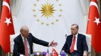 Erdoğan-Biden görüşmesindeki fotoğraflardaki detay