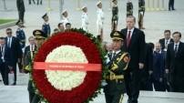 Erdoğan'ın yüzünü güldüren kare