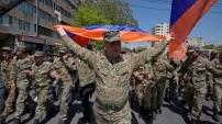 Ermenistan'da gösteriler sonrası Sarkisyan istifa etti