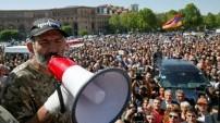Ermenistan'da isyan devam ediyor!