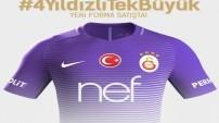 Galatasaray yeni formasını tanıttı