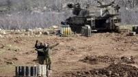 İsrail Lübnan sınırına asker yığıyor