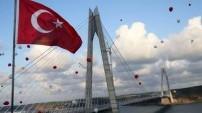 İşte Yavuz Sultan Selim Köprüsü
