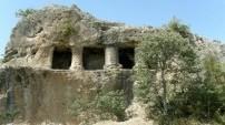 Kastamonu'da ilginç bir mezarlık: Evkaya Mezarları