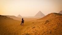 Mısır piramitlerine birde bu açıdan bakın