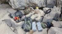 PKK'ya ait cephanelik ele geçirildi