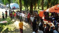 Rohingya Müslümanları'nın dramı