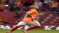 Sneijder Mancini'ye '4 yıldız'