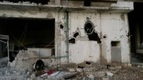 Suriye'de İHH fırınına Rus saldırısı