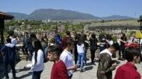 Turistler Safranbolu'ya akın etti