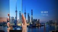 Xiaomi çerçevesiz ekranlı telefonunu tanıttı
