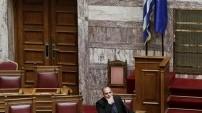 Yunanistan'da çaresizliğin fotoğrafı