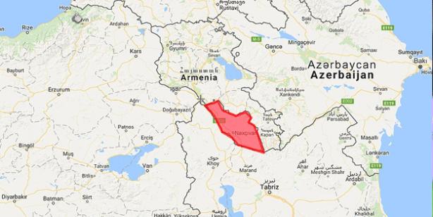Foto - Ermenistan kurulurken Nahçıvan ile Karabağ arasındaki bölgenin Azerbaycan'a ait olduğunu kabul etmesine rağmen Sovyetlerin devreye girmesiyle bölgede kalıcı hale geldi.