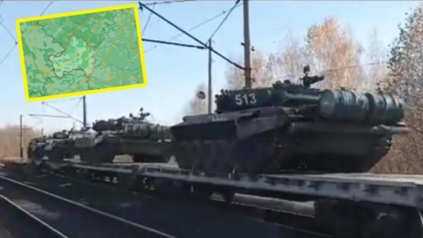 Türk SİHA'ları vurdu! Ruslar tankları harekete geçirdi