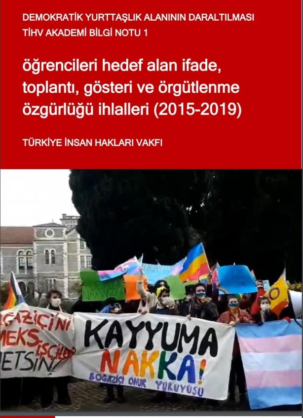 Türkiye İnsan Hakları Vakfı'ndan rezil çalışma! Gülünç duruma düştüler
