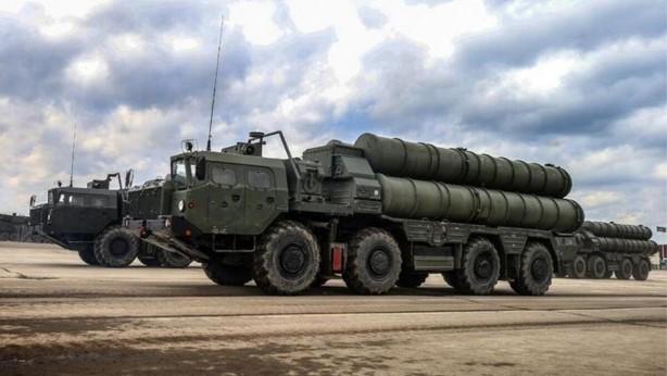 Foto - Türkiye ile ABD arasında ortak görüşlere sahip olunan konular bulunduğu gibi, zaman zaman anlaşmazlığın yaşandığı alanlar da olduğunu söyleyen Kalın, son olarak Türkiye'nin Rusya'dan satın aldığı S-400 hava savunma sistemlerine ilişkin, ABD ile bir anlaşmazlığın yaşandığını hatırlattı.