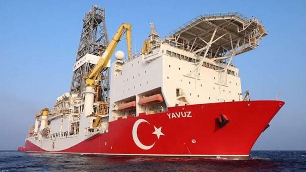 Foto - 2)Türkiye'nin arama-tarama filosu nasıl? Türkiye şu anda 2 sondaj ve 2 sismik araştırma gemisiyle denizlerde varlığını sürdürüyor. Fatih Gemisi Karadeniz'de görev yürütürken, Yavuz Gemisi ise Akdeniz'de faaliyetlerine devam ediyor.