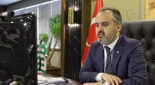 Foto - 4. Bursa Büyükşehir Belediye Başkanı Alinur Aktaş