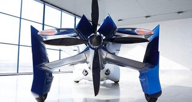 Slovakya'da geliştirilen uçan otomobil modeli Aeromobil'in fiyatı belli oldu.