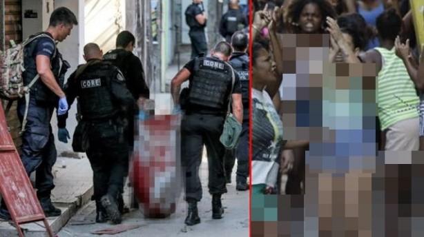 Ülkedeki uyuşturucu merkezi bölgesine baskın! 25 ölü