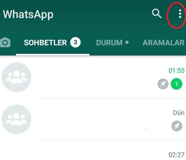 WhatsApp hesabı tamamen nasıl silinir?