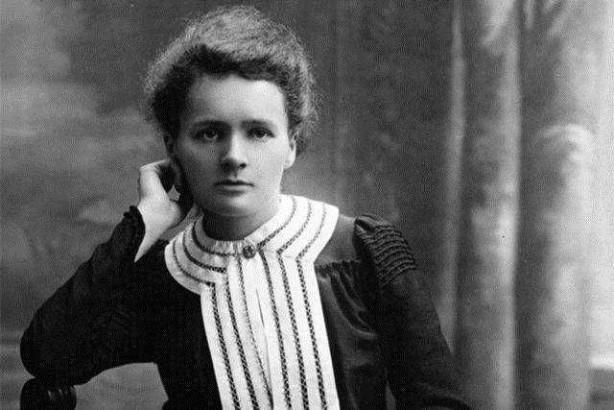 Foto - Marie Curie (1867-1934) ÇALIŞMASI: Radyum ve polonyum üzerinde önemli çalışmalar yapmaktaydı... SONU: Aplastik anemi hastalığı yüzünden öldü.