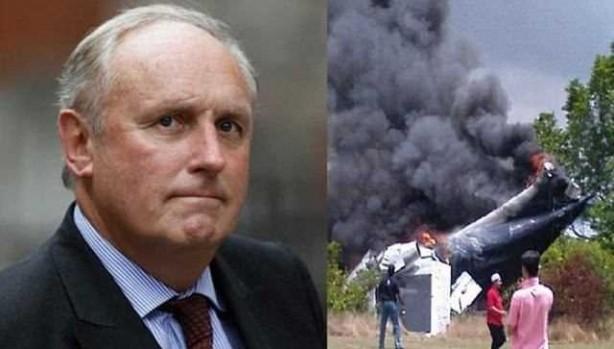 Foto - Michael Dacre (1948-2009) İcadı: UÇAN TAKSİ... SONU: Uçan taksisi ile bir tarlaya çakılarak hayatını kaybetti.