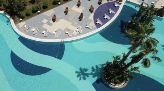 Foto - Hamam, sauna, masaj salonu, yüzme havuzu, lunapark gibi yerler faaliyetlerine ara verecektir.