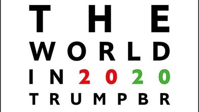 Foto - Kapak resimlerindegizlediği şifreli mesajlarla gelecekte başımıza gelecek olan felaketlerin işaretini veren The Ekonomist dergisinin 2021 mesajları yine çok konuşulacak gibi.