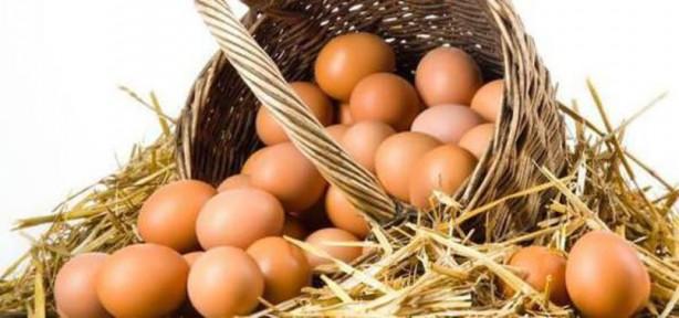 Foto - Geçtiğimiz yıl 27 Mayıs'ta 0,25 TL olan yumurtanın fiyatı bu yıl 4 Mayıs'ta 0,455 oldu. Bir yılda yumurtadaki fiyat değişimi yüzde 82 oldu.
