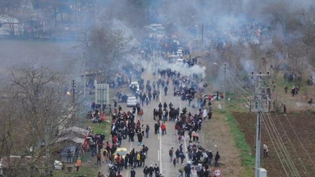 Yunanistan 'Korkuyoruz' diyerek duyurdu: Türkiye sınırına yolluyoruz