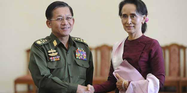 Burmalı Liderlerin Soykırım Gerekçeleri