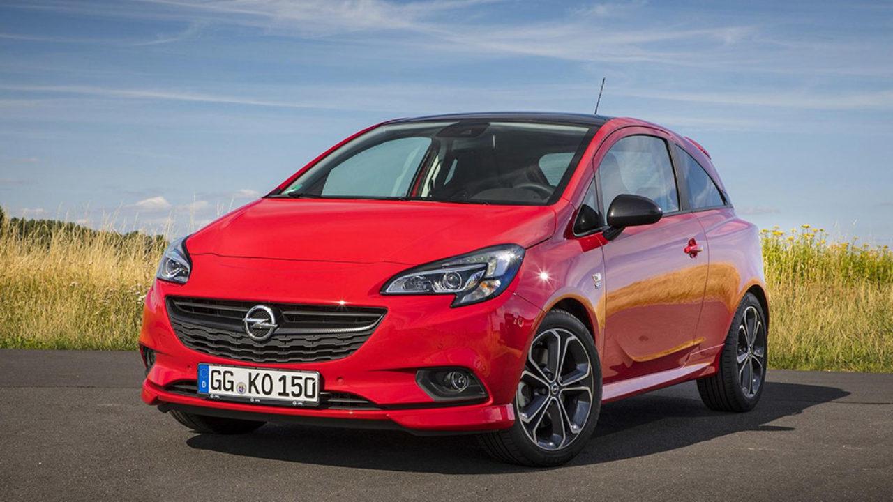 Satılık 2017 model Opel Corsa